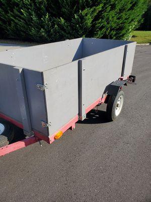 4x8 trailer foldable for Sale in Cumming, GA