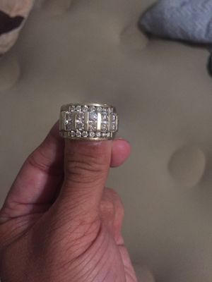 Daniel diamond ring size 7.5 for Sale in Garden Grove, CA