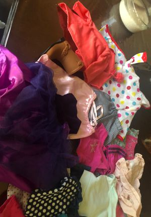 American girl doll clothes for Sale in El Monte, CA
