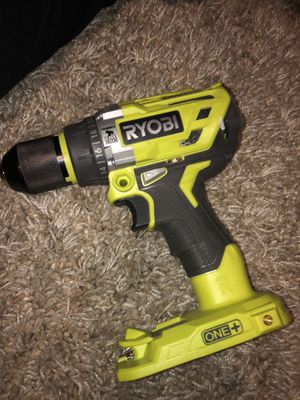 Ryobi 18-Volt ONE+ Cordless 1/2 in. Hammer Drill/Driver (Tool Only) for Sale in Palmdale, CA