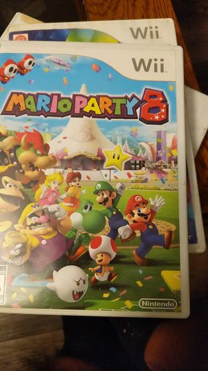 Mario Party 8 Wii for Sale in Fort Worth, TX
