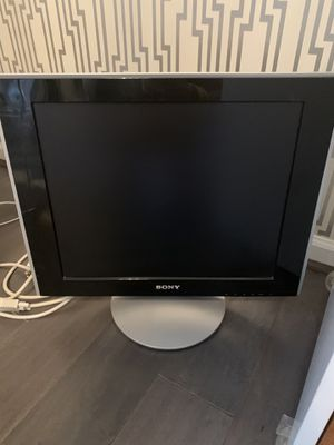 Sony Computer Monitor for Sale in Scottsdale, AZ