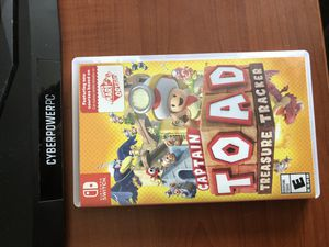 [Switch] Caption Toad for Sale in Sugar Land, TX