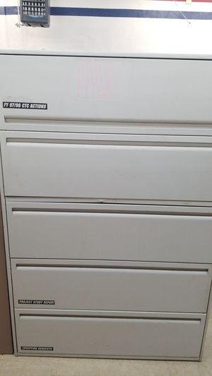 5 Drawer Heavy Duty File- Cabinet for Sale in Sacramento, CA
