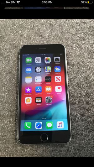 iPhone 6 S Plus 64 Gigs Unlocked for Sale in Lynnwood, WA