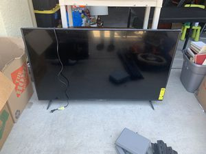 Vizio tv 55in for Sale in Gilroy, CA