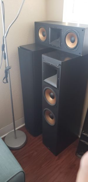 Klipsch Reference Speakers for Sale in Norwalk, CA