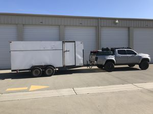 Aztex Enclosed Trailer 16' for Sale in Los Angeles, CA