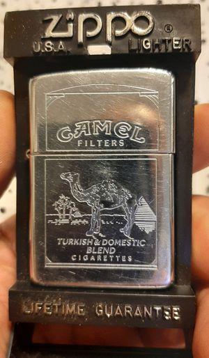 Vintage Camel Zippo Lighter for Sale in Edgewater, FL