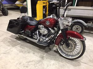 2010 Harley Davidson FLHRC road king motorcycle 13,916 miles will trade for Sale in Westford, MA