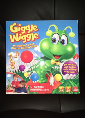 New Giggle Wiggle Board Game for Kids for Sale in FL, US