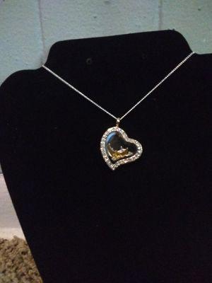 Heart Locket w/charms for Sale in Wichita, KS