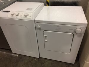 Whirlpool Washer Dryer Set Warranty for Sale in Vancouver, WA