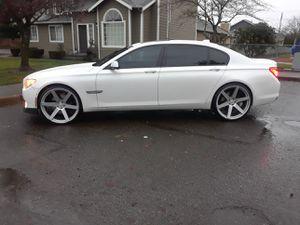 2009 bmw 750li low miles for Sale in Seattle, WA