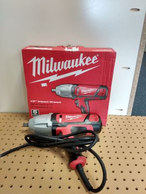 Milwuakee 1/2 impct wrench for Sale in Roswell, GA