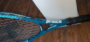 Prince thunder tennis racket aluminium alloy used for Sale in Orange, CA