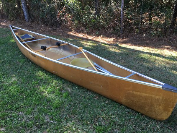 17' Wenonah Sundowner Canoe for Sale in Wilmington, NC - OfferUp