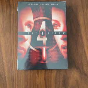 The X-Files Season 4 - DVD for Sale in Arlington, VA