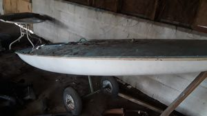 14' butterfly type sailboat for Sale in Vineland, NJ