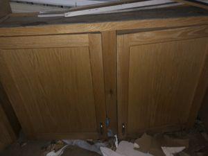 Full kitchen cabinet set for Sale in Denver, CO