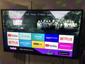 60 inch Toshiba fire TV for Sale in Parma, OH
