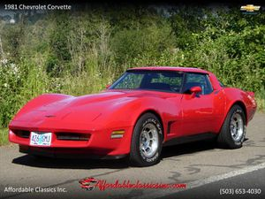 1981 Chevrolet Corvette for Sale in Gladstone, OR