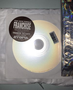 Travis Scott CD for Sale in Wake Forest, NC