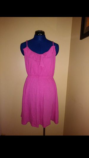 Ladies hot pink dress for Sale in Springfield, MA