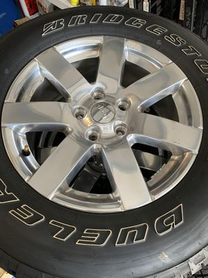 Jeep Wheels/Tires for Sale in Gibsonton, FL
