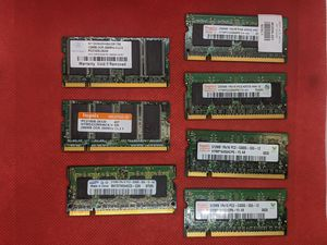 PC2/PS3 Memory Lot of 9 Memory Cards - 128MB, 256MB, 512MB& 1GB - 4,432MB Total for Sale in Mount Prospect, IL