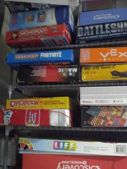Board Games for Sale in Santa Ana,  CA