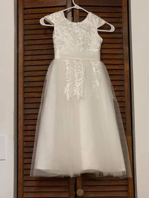 Flower girl dress and ring bearer for Sale in Pittsburgh, PA