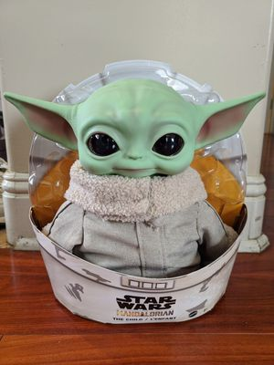 Star Wars The Child Plush Toy, 11-inch Small Yoda-like Soft Figure from The Mandalorian for Sale in South El Monte, CA