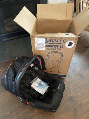 NIB Graco Snugride 30 car seat for Sale in Boiling Springs, SC