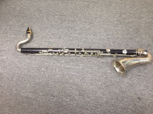 Noblet Bass clarinet saxophone solid wood for Sale in Ferndale, MI