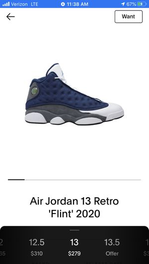 Jordan 13 Flint for Sale in Gainesville, VA