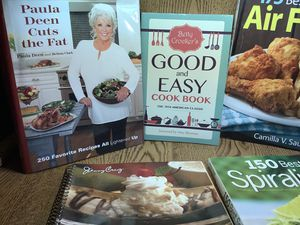 Healthy cookbooks for Sale in Peoria, IL