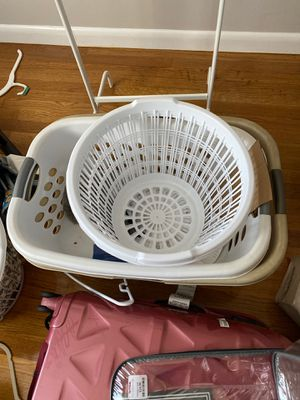 Laundry baskets for Sale in Lincoln, MA
