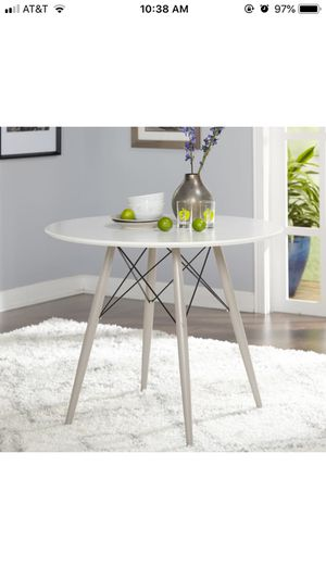 Breakfast table - brand new in box for Sale in Carlsbad, CA