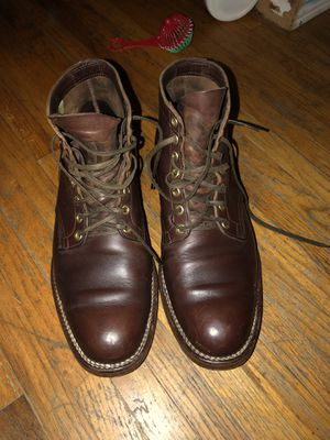 Viberg work boots size 10.5 for Sale in Gresham, OR