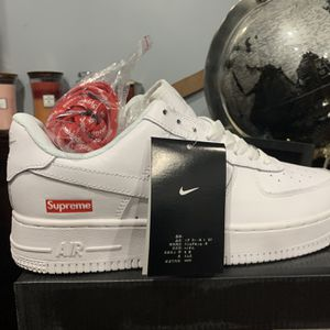 Nike Air Force 1 Supreme for Sale in Providence, RI