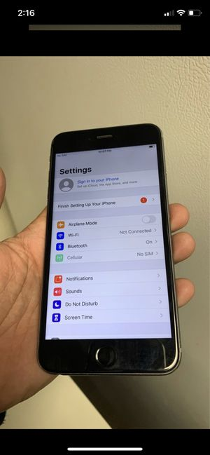 Iphone 6s plus Unlocked for Sale in Palo Alto, CA