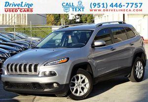 2018 Jeep Cherokee for Sale in Murrieta, CA