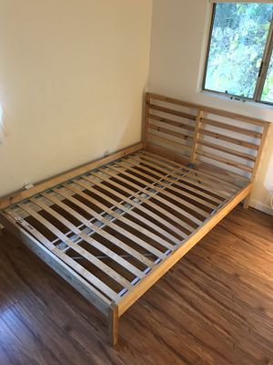IKEA bed frame. Full size. Dismantled. for Sale in Los Angeles, CA