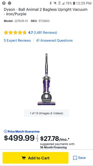 Dyson Ball Animal 2 for Sale in Denver, CO