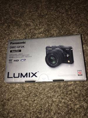 Panasonic Lumix Digital Camera for Sale in Citrus Heights, CA