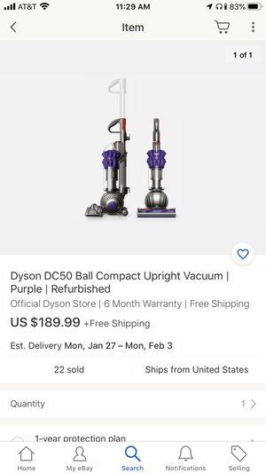 Dyson Vaccumm for Sale in Gilbert, AZ