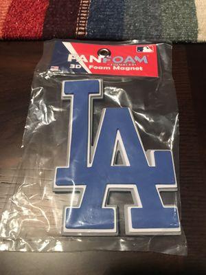 Los Angeles Dodgers 3D Fan Foam Logo Sign for Sale in Whittier, CA