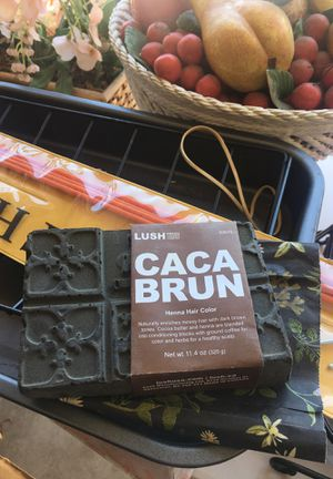 Lush Caca Brun Henna Hair Color for Sale in San Diego, CA