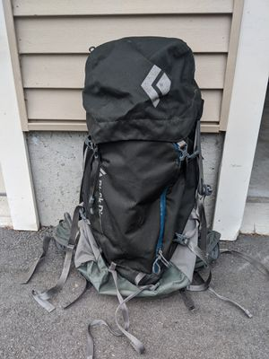 Black Diamond Mercury 65L hiking backpack for Sale in Stow, MA
